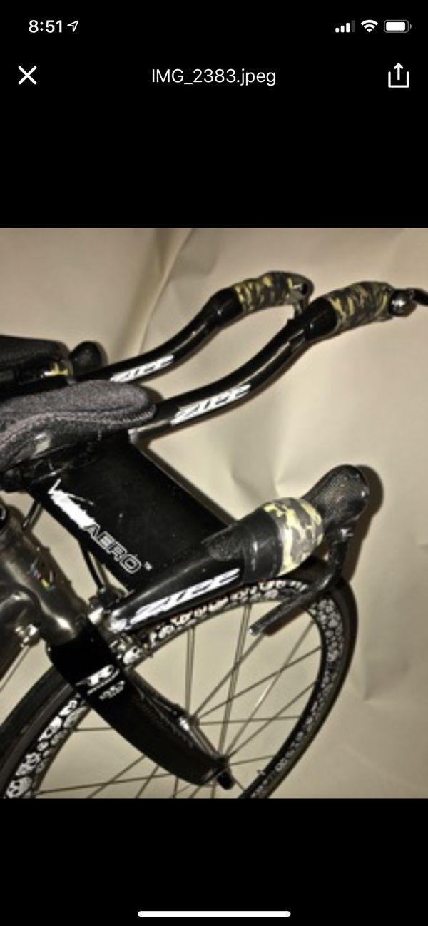 Time trial bike