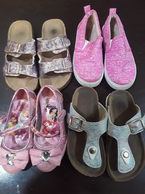 Little Girl Shoes sizes 10&11 for Sale in Palm Bay, FL