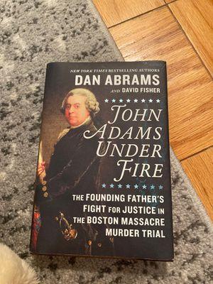 Dan Abrams book for Sale in New York, NY