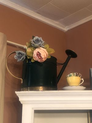 Vintage watering can decor for Sale in Queens, NY