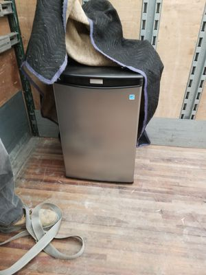 Danby Designer,,mini stainless steel refrigerator for Sale in Cleveland, OH