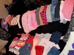Baby girl lot! 3-6 & 6-9 months! 49 items! for Sale in Tacoma, WA