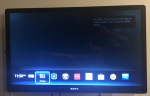 Sony NSX-40GT1 40-Inch 1080p 60 Hz LED HDTV Featuring Google TV for Sale in Chicago, IL