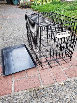 Small pet crate kennel, heavy duty for Sale in Auburn, WA