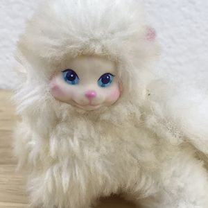 Mattel Barbie Doll Mitzi Meow Vintage Kitty Cat Blue Eyes Pet 1993 for Sale in Huntington Beach, CA