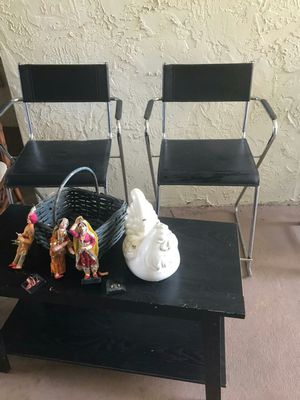 Black high chairs for Sale in Orlando, FL
