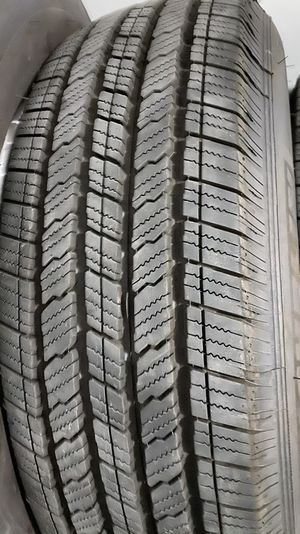 Jeep Sahara 245/75R17 NEW wheels +tires for Sale in Hollywood, FL