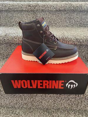 Wolverine Soft Toe Work Boot/Botas de trabajo Wolverine sin casquillo for Sale in Highland, CA