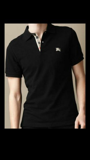 Burberry placket polo size large for Sale in Orlando, FL