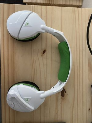 Turtle beach, wireless headset, White for Sale in Chula Vista, CA
