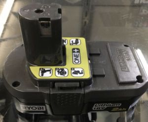 Ryobi 4ah Battery and Charger for Sale in Everett, WA