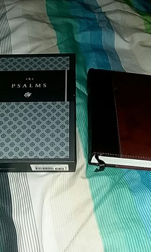 The PSALMS Book beautiful new book asking $10 for Sale in Chicago, IL