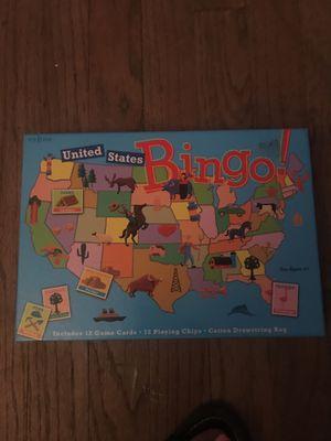 United States Bingo for Sale in Grosse Pointe Park, MI