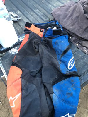 Alpinestar moto pants for Sale in Bend, OR