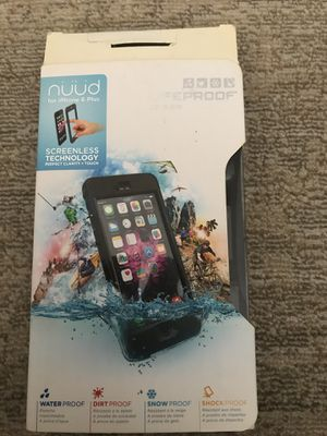 Lifeproof for iPhone 6 Plus for Sale in Falls Church, VA