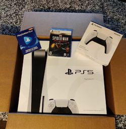 PS5 Bundle for Sale in Cedar Hill,  TX