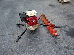 Heavy duty construction post hole digger for Sale in Lilburn, GA