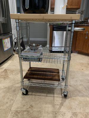 Kitchen Cart for Sale in Zephyrhills, FL