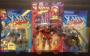 Deadpool and Cable X-men action figures for Sale in Pleasanton, CA