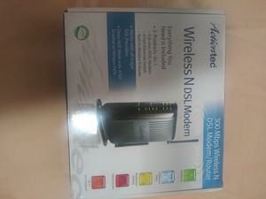 Actiontec DSL Modem/Router in one $22 for Sale in Port St. Lucie, FL