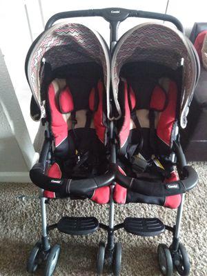 Combi double stroller for Sale in Houston, TX