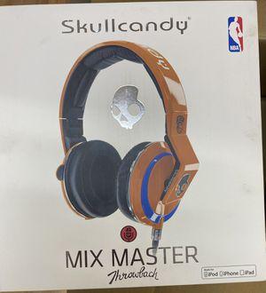 Mix Master Dj Professional headphones for Sale in Lawrenceville, GA
