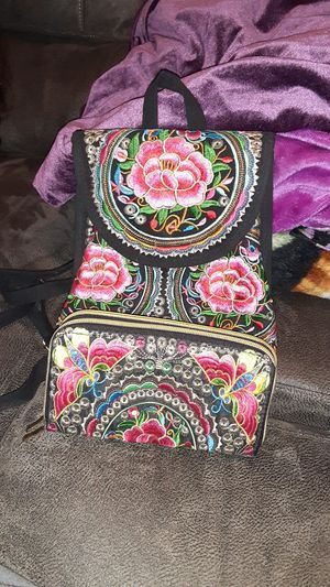 BACKPACK WITH WALLET for Sale in Merced, CA