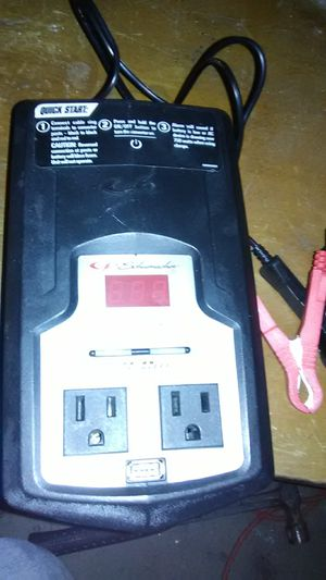 POWER INVERTER 750 WATTS for Sale in Visalia, CA