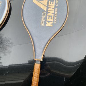 Tennis Rackets With Covers Pro Kennex Copper LTE for Sale in Cary, NC