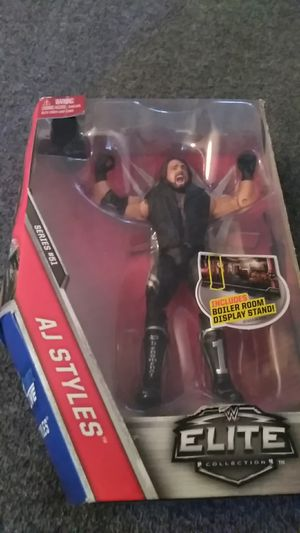 AJ Styles Smackdown Live for Sale in Shelton, CT