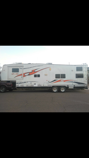 2007 Trailer/Toy Hauler FOR SALE for Sale in San Diego, CA
