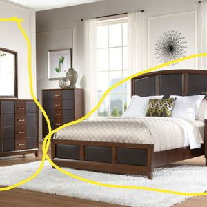 Queen Size Bedroom Set for Sale in Smyrna, GA
