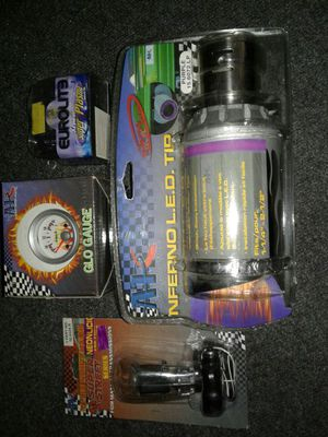 apc aftermarket parts and eurolite xenon plasma bulbs for Sale in Las Vegas, NV