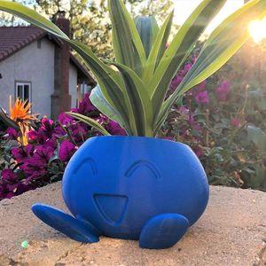 Oddish plant pot for Sale in Parkersburg, WV
