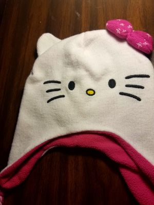 Hello kittie beanie for kids for Sale in Anaheim, CA