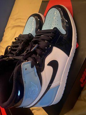 Air Jordan 1 unc patent blue chill for Sale in San Jose, CA