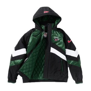 Supreme x Nike Swoosh Jacket Green for Sale in Queens, NY