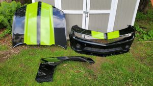 5th gen Camaro hood, front bumper, and front right fender OEM/GM for Sale in Holland, PA