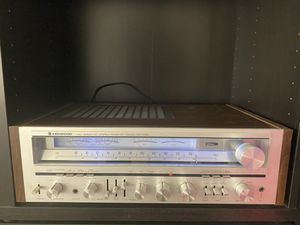 Vintage Kenwood KR-7050 Stereo Receiver | Tuner | Amplifier for Sale in San Diego, CA