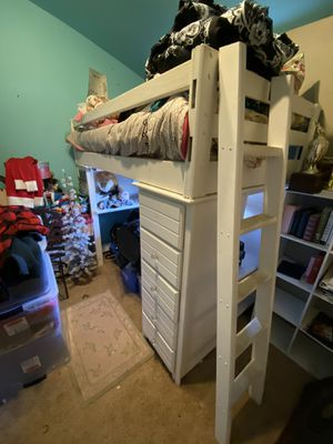 Loft bed. Old Canary for Sale in Black Diamond, WA