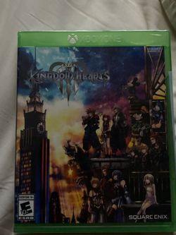 Kingdom Hearts 3 Sealed (Xbox One) for Sale in Santa Fe Springs,  CA