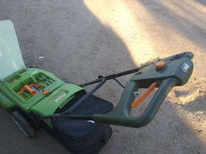 Cordless Newton lawn mower 36 Volt in good shape for Sale in Fresno, CA
