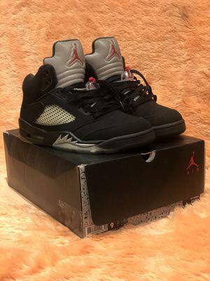 Air Jordan Metallic 5 for Sale in Hillsboro Beach, FL