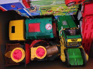 Toy trucks for boy for Sale in Hialeah, FL