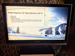 32 Inch HD LCD TV for Sale in Scottsdale, AZ