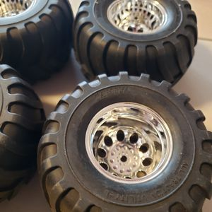 Rc tires and wheels new. for Sale in East Wenatchee, WA