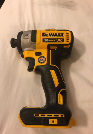 Dewalt 20 volt impact drill for Sale in Fort Smith, AR