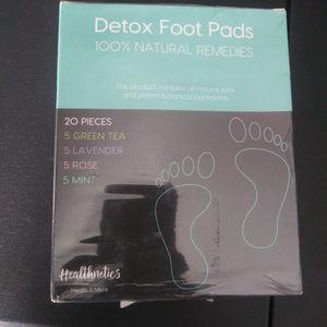 20 Piece Detox Foot Pads for Sale in Chandler, AZ
