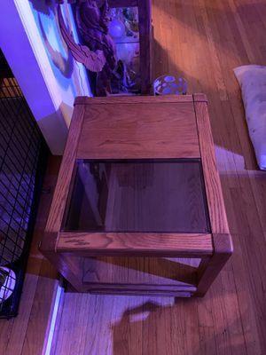 2 Broyhill matching end tables for Sale in Wendell, NC