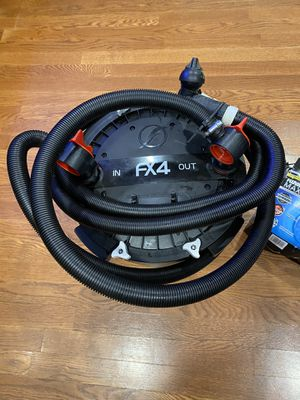 Canister filter for fish tank/aquarium Fluval 306 and FX4 for Sale in Woodbridge, VA